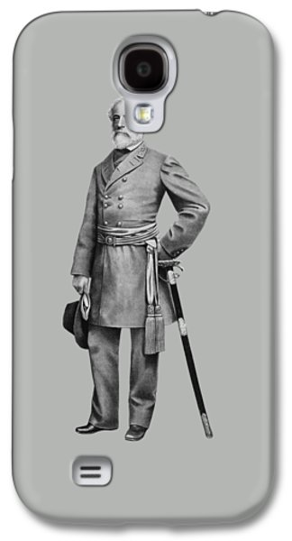 General Robert E. Lee Galaxy S4 Case by War Is Hell Store