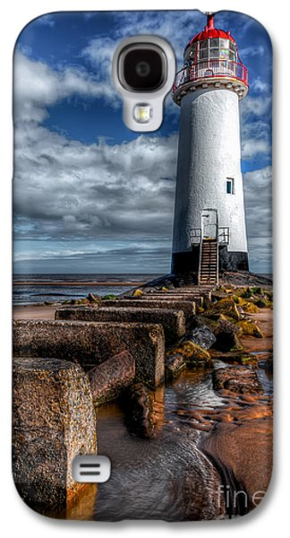 North Wales Digital Art Galaxy S4 Cases - House of Light Galaxy S4 Case by Adrian Evans
