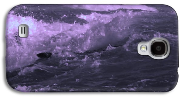 Business Galaxy S4 Cases - 2 Ideal Surf Waves photography and digital transformation Galaxy S4 Case by Navin Joshi