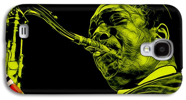 John Coltrane Collection Galaxy S4 Case by Marvin Blaine
