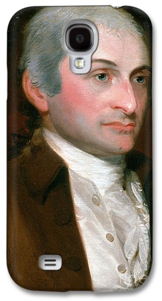 Anti-slavery Galaxy S4 Cases - John Jay, American Founding Father Galaxy S4 Case by Photo Researchers