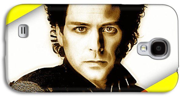 Lindsey Buckingham Collection Galaxy S4 Case by Marvin Blaine