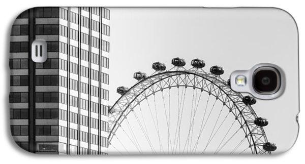 London Eye Galaxy S4 Case by Joana Kruse