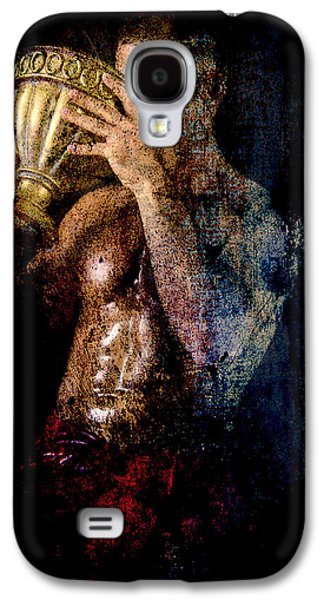 Person Galaxy S4 Cases - Long Time Ago Galaxy S4 Case by Mark Ashkenazi