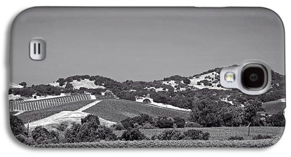Napa Valley And Vineyards Galaxy S4 Cases - Napa Valley Vineyards Galaxy S4 Case by Mountain Dreams