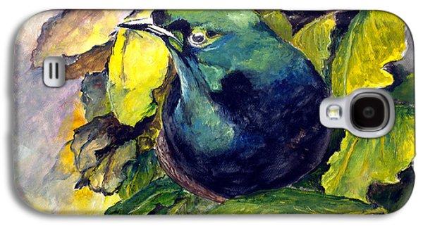 Paradise Bird Galaxy S4 Case by Jason Sentuf