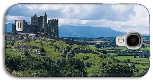 Colour Image Photographs Galaxy S4 Cases - Rock Of Cashel, Co Tipperary, Ireland Galaxy S4 Case by The Irish Image Collection