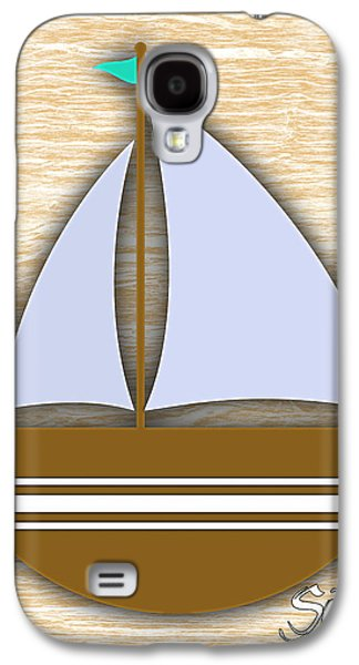 Sailing Collection Galaxy S4 Case by Marvin Blaine