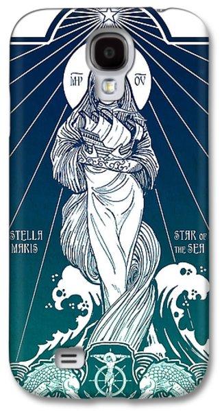 Stella Maris Galaxy S4 Case by Lawrence Klimecki
