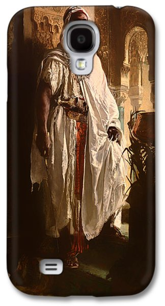 The Moorish Chief Galaxy S4 Case by Mountain Dreams