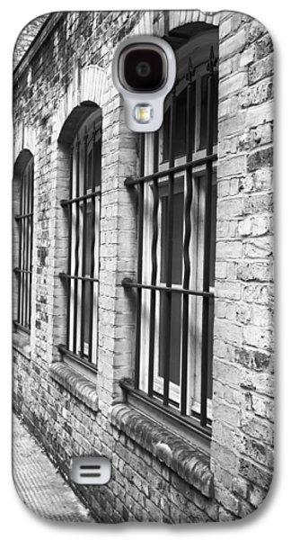 Window Bars Galaxy S4 Case by Tom Gowanlock