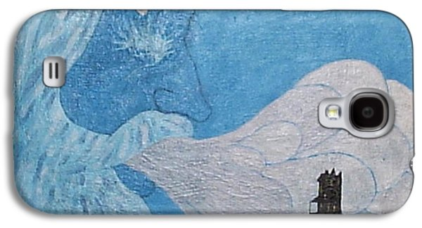 Discrimination Paintings Galaxy S4 Cases - Winter Galaxy S4 Case by William Douglas