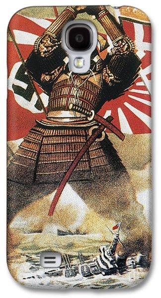 Anti-discrimination Galaxy S4 Cases - World War Ii: Poster Galaxy S4 Case by Granger