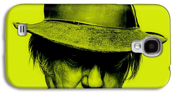 Neil Young Galaxy S4 Cases - Neil Young Collection Galaxy S4 Case by Marvin Blaine