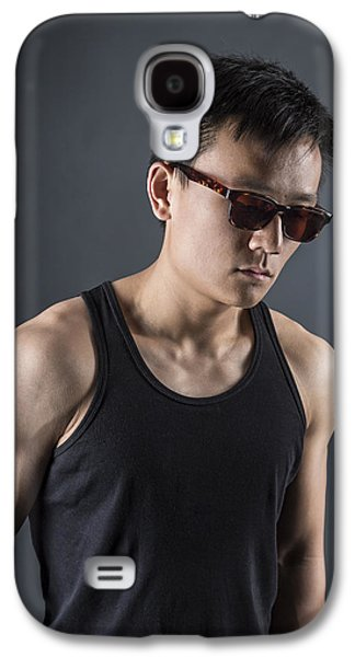 Studio Photographs Galaxy S4 Cases - Taiwanesse Model Galaxy S4 Case by Peter Lakomy