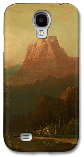 El Capitan Paintings Galaxy S4 Cases - 1 Galaxy S4 Case by MotionAge Designs