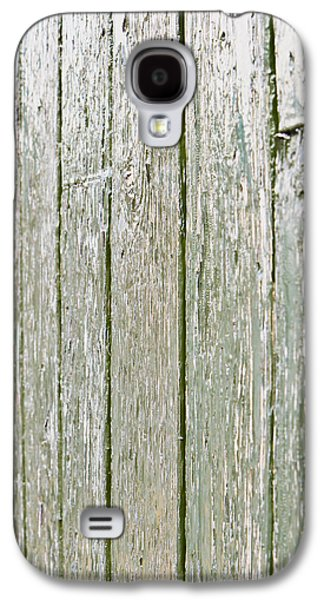 Nature Abstract Galaxy S4 Cases - Weathered wood Galaxy S4 Case by Tom Gowanlock