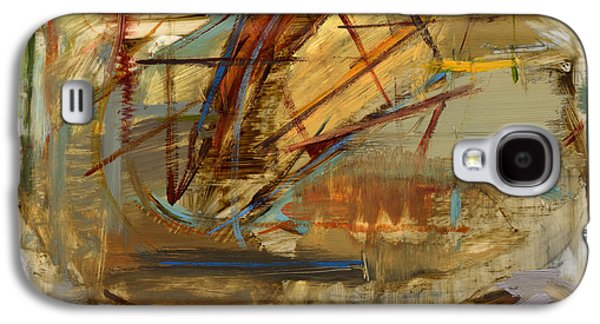 Religious Galaxy S4 Cases - RCNpaintings.com Galaxy S4 Case by Chris N Rohrbach