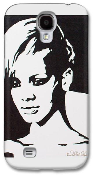 Rihanna Galaxy S4 Case by El Alexander