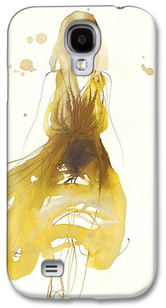 Loose Style Galaxy S4 Cases - Catwalk Galaxy S4 Case by Toril Baekmark