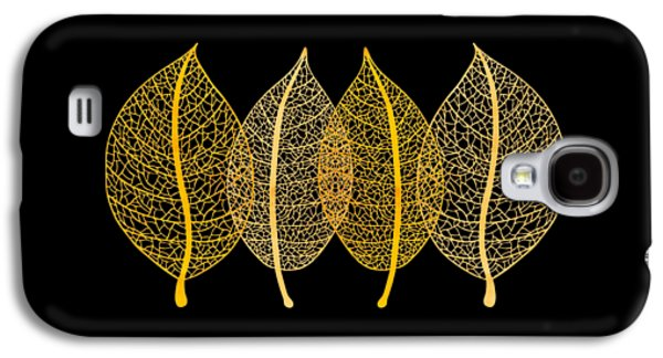 Leaves Galaxy S4 Case by Frank Tschakert