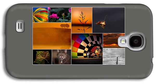 Old School Houses Galaxy S4 Cases - Moments in Time Galaxy S4 Case by Don Spenner