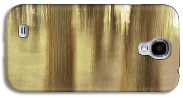 Abstract Movement Photographs Galaxy S4 Cases - Nature abstract Galaxy S4 Case by Gaspar Avila