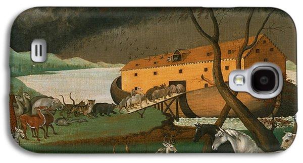 Noah's Ark Galaxy S4 Case by Edward Hicks