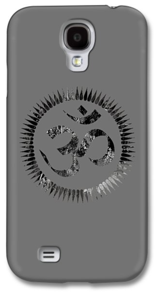 Om Collection Galaxy S4 Case by Marvin Blaine