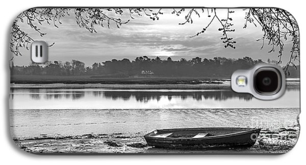 Landscapes Photographs Galaxy S4 Cases - Riverside Galaxy S4 Case by Svetlana Sewell