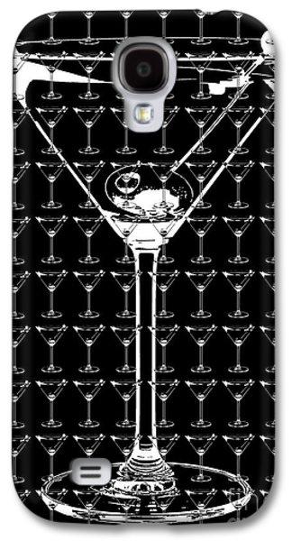 So Many Martinis So Little Time Galaxy S4 Case by Jon Neidert