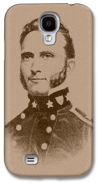 Stonewall Galaxy S4 Cases - Stonewall Jackson Galaxy S4 Case by War Is Hell Store