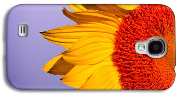 Sunflowers Galaxy S4 Case by Mark Ashkenazi