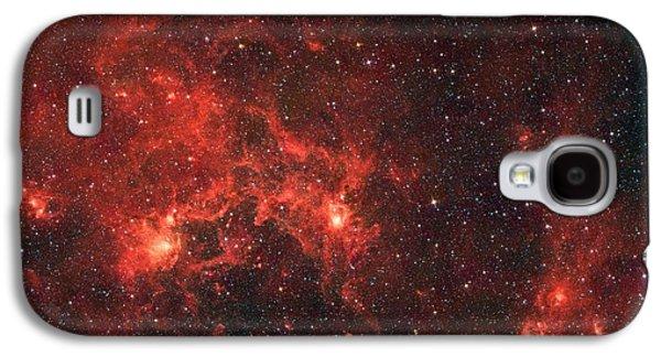 The Dragon Fish Nebula Galaxy S4 Case by American School