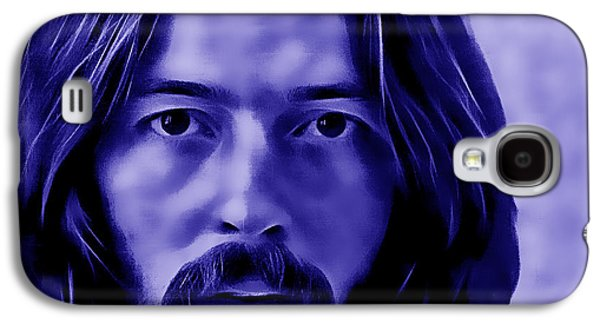 Eric Clapton Collection Galaxy S4 Case by Marvin Blaine