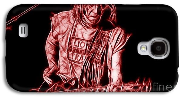 Neil Young Collection Galaxy S4 Case by Marvin Blaine
