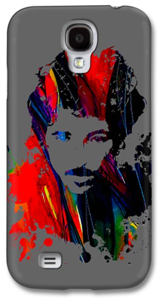 Bruce Springsteen Collection Galaxy S4 Case by Marvin Blaine