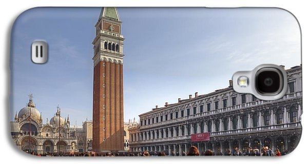 San Marco Galaxy S4 Cases - Venezia Galaxy S4 Case by Joana Kruse