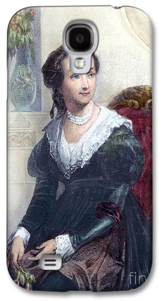 First-lady Galaxy S4 Cases - Abigail Adams (1744-1818) Galaxy S4 Case by Granger