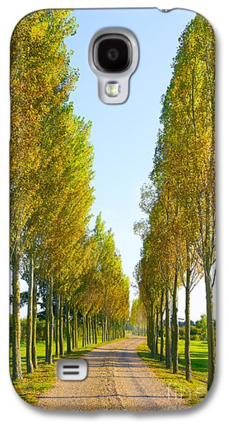 Autumn Path Galaxy S4 Case by Svetlana Sewell