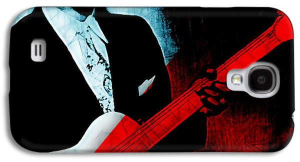 Elmore James Collection Galaxy S4 Case by Marvin Blaine