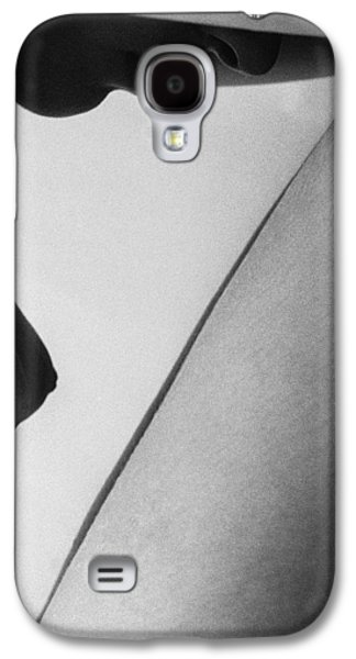 Human Form Abstract Body Part  Galaxy S4 Case by Anonymous