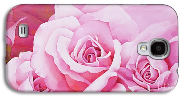 The Rose  Galaxy S4 Case by Myung-Bo Sim