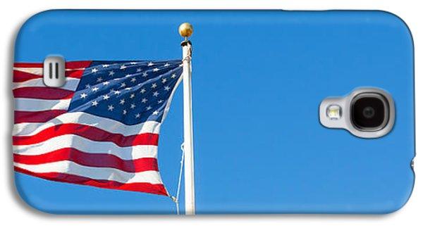 4th July Galaxy S4 Cases - American flag Galaxy S4 Case by Mariusz Blach