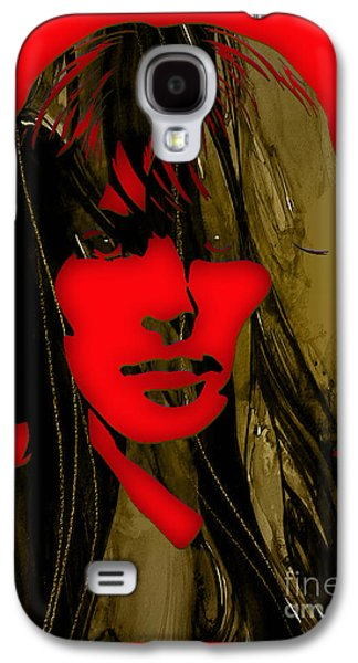 George Harrison Galaxy S4 Cases - George Harrison Collecton Galaxy S4 Case by Marvin Blaine