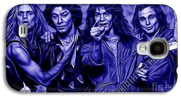 Van Halen Collection Galaxy S4 Case by Marvin Blaine