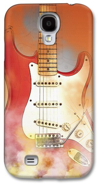 Beatles Galaxy S4 Cases - 60 years of the Fender Strat Galaxy S4 Case by Don Kuing