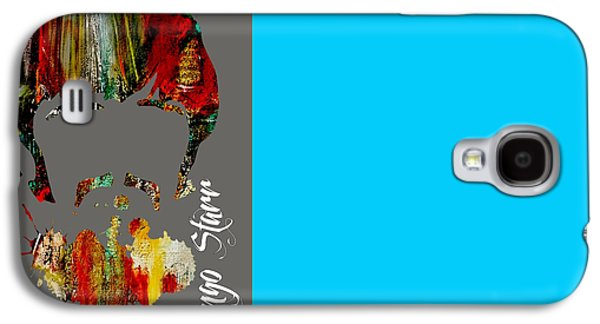 Ringo Starr Collection Galaxy S4 Case by Marvin Blaine