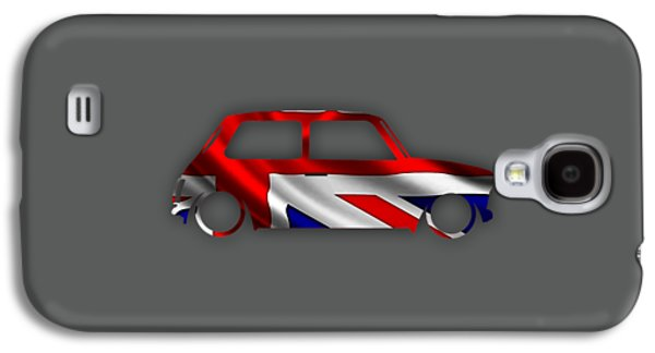 Austin Mini Cooper Galaxy S4 Case by Marvin Blaine