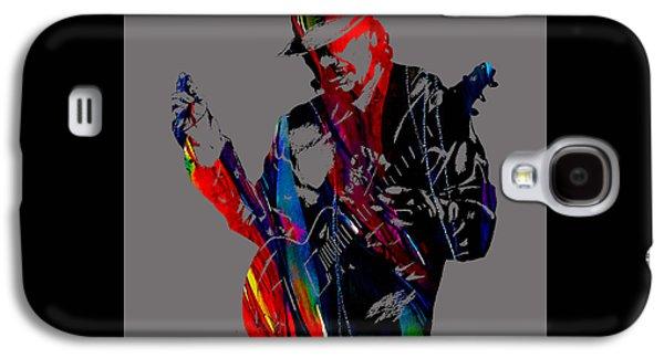 Carlos Santana Collection Galaxy S4 Case by Marvin Blaine